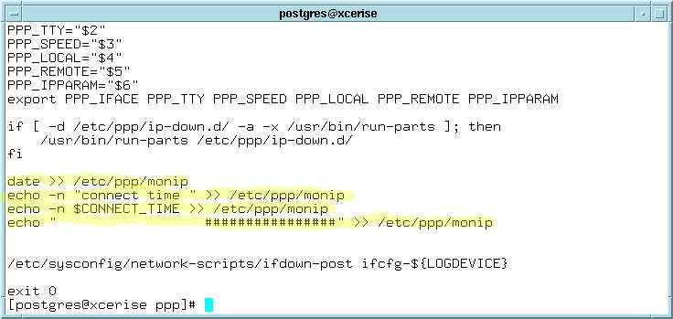 Monip Website «monip.org v1.0 », placed on a domain: monip